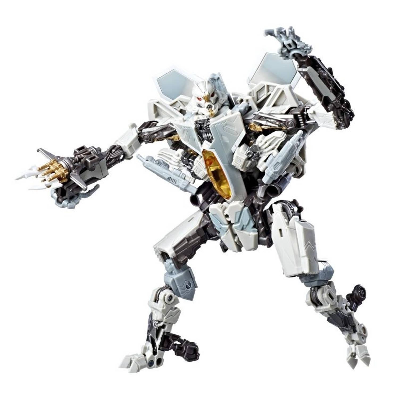 Hasbro transformer Starscream 06 jongens 20 cm grijs