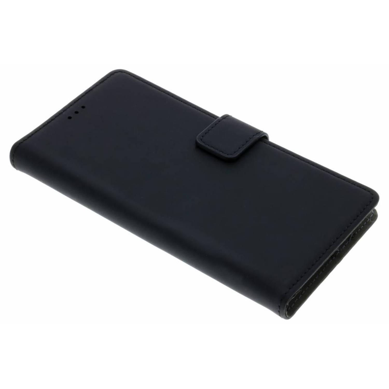 Zwarte Premium Wallet TPU Case voor de LG K4 (2017)