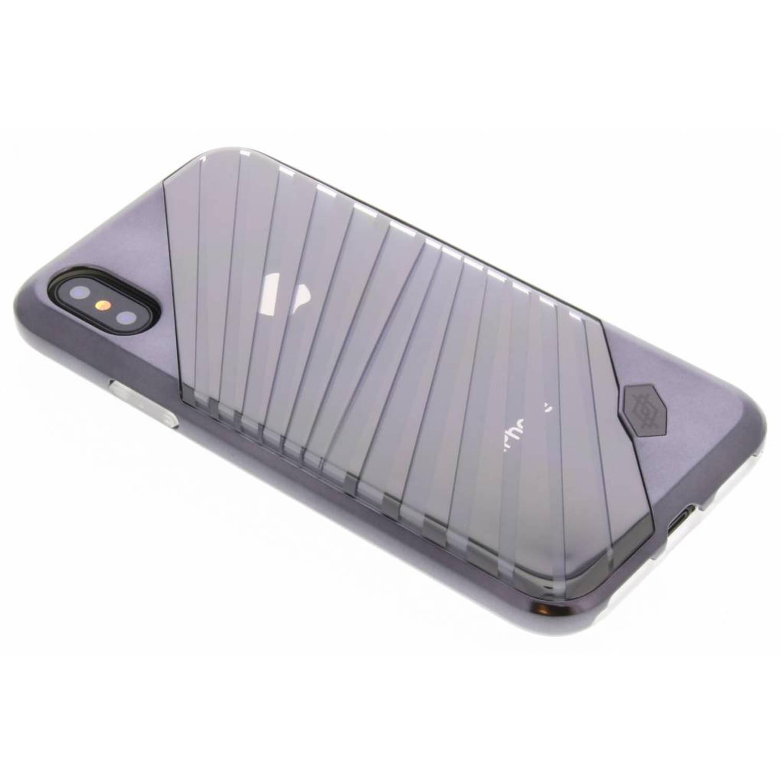 Zwarte Rays Revel Lux Cover voor de iPhone X