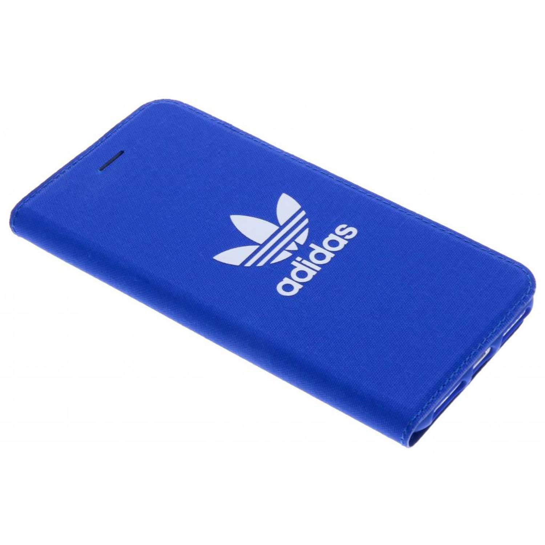 Blauwe Adicolor Booklet Case voor de iPhone 8 / 7 / 6s / 6