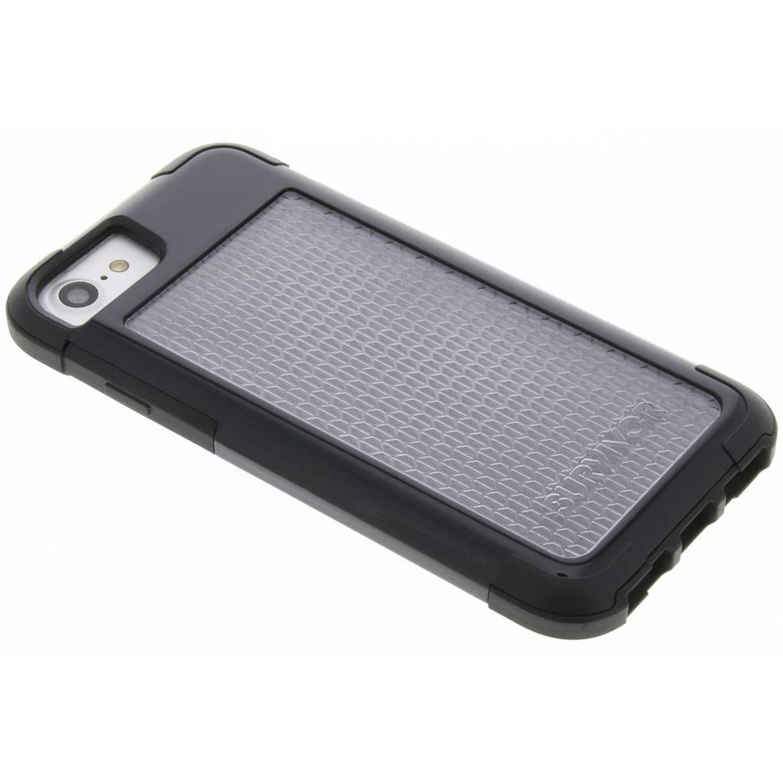 Zwarte Survivor Slim Fit voor de iPhone 8 / 7 / 6(s)