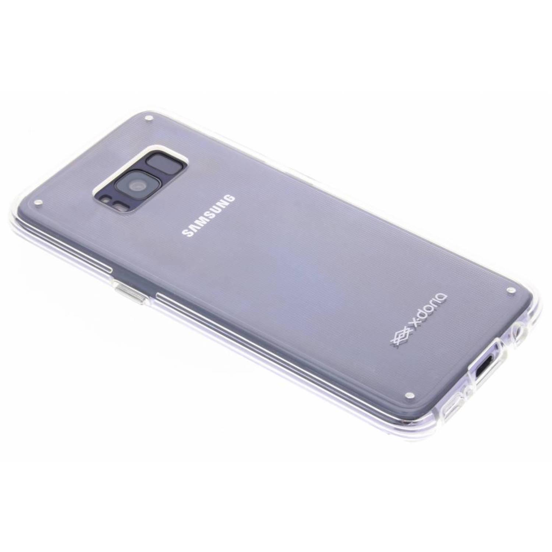 Transparante ClearVue Cover voor de Samsung Galaxy S8