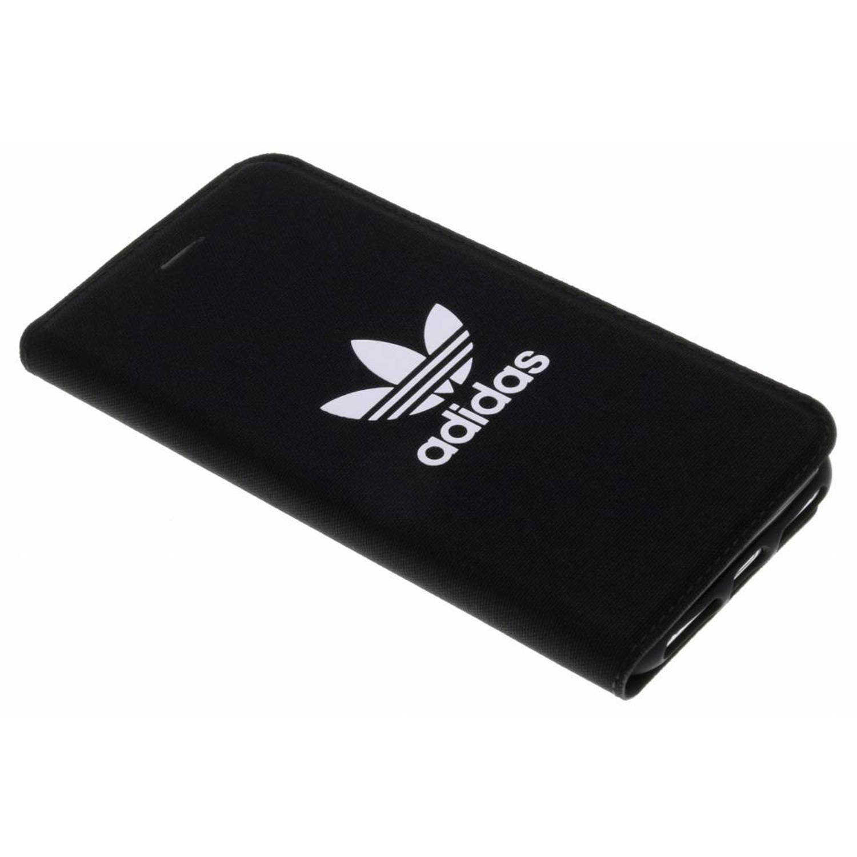 Zwarte Adicolor Booklet Case voor de iPhone 8 / 7 / 6s / 6