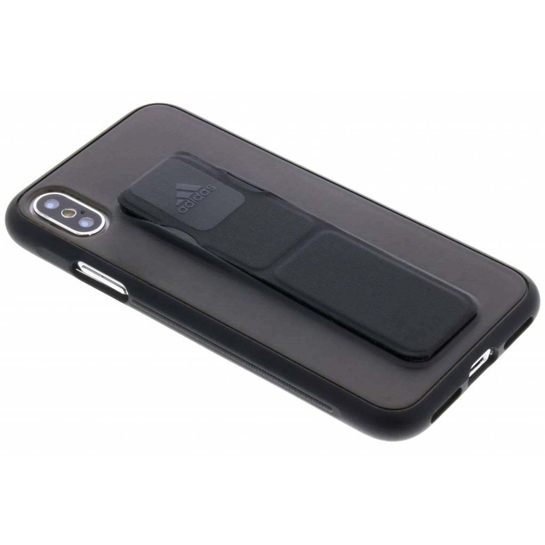 Zwarte Grip Case voor de iPhone Xs / X