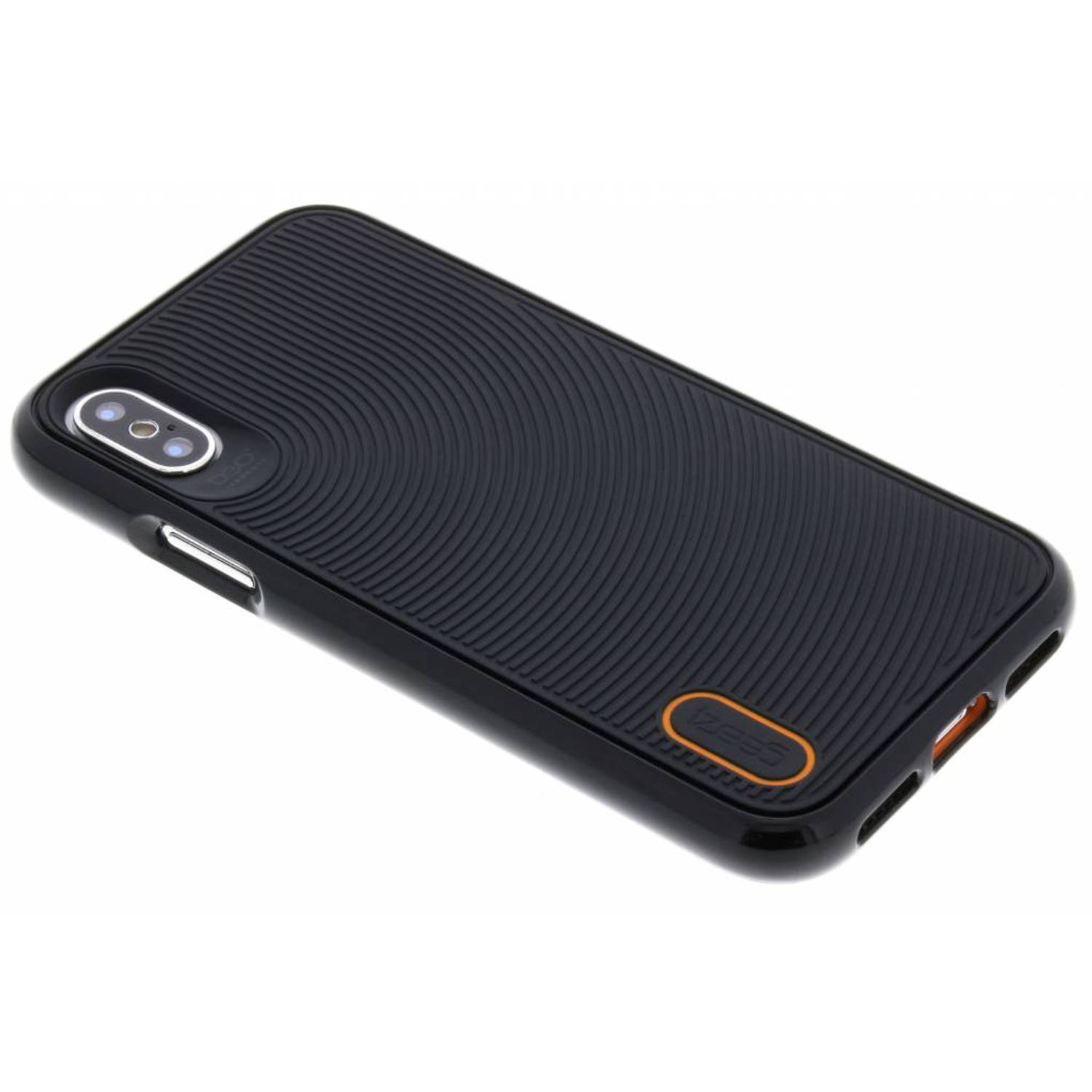 Oranje D3O® Battersea Case voor de iPhone Xs / X
