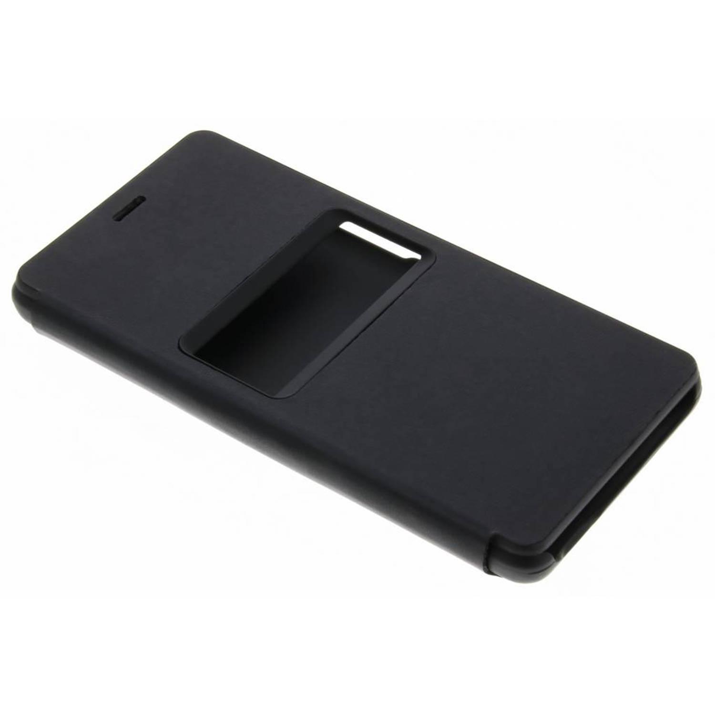 Zwarte Smart Folio WiBoard voor de Wiko U Feel Lite