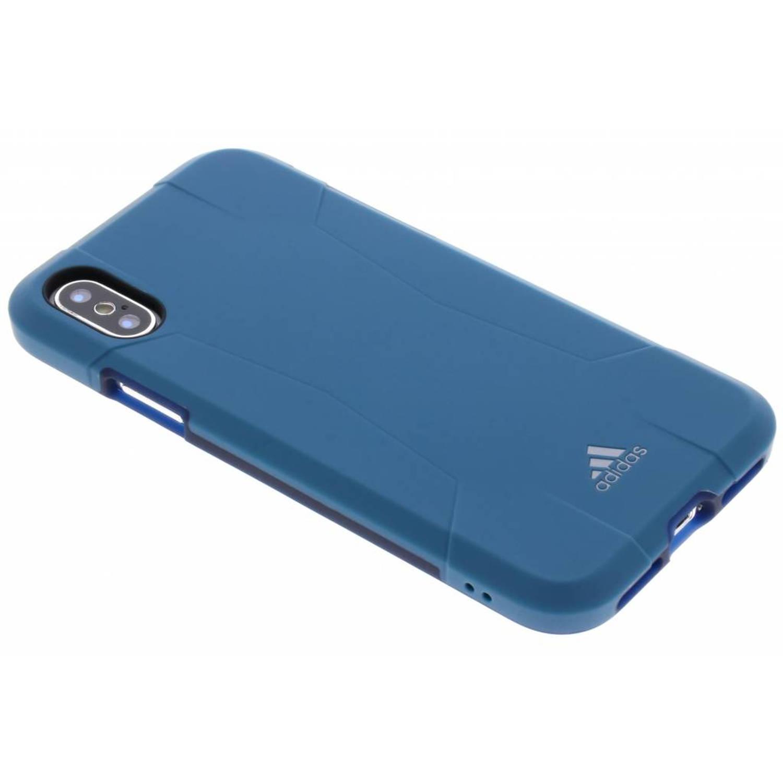 Blauwe Solo Case voor de iPhone Xs / X