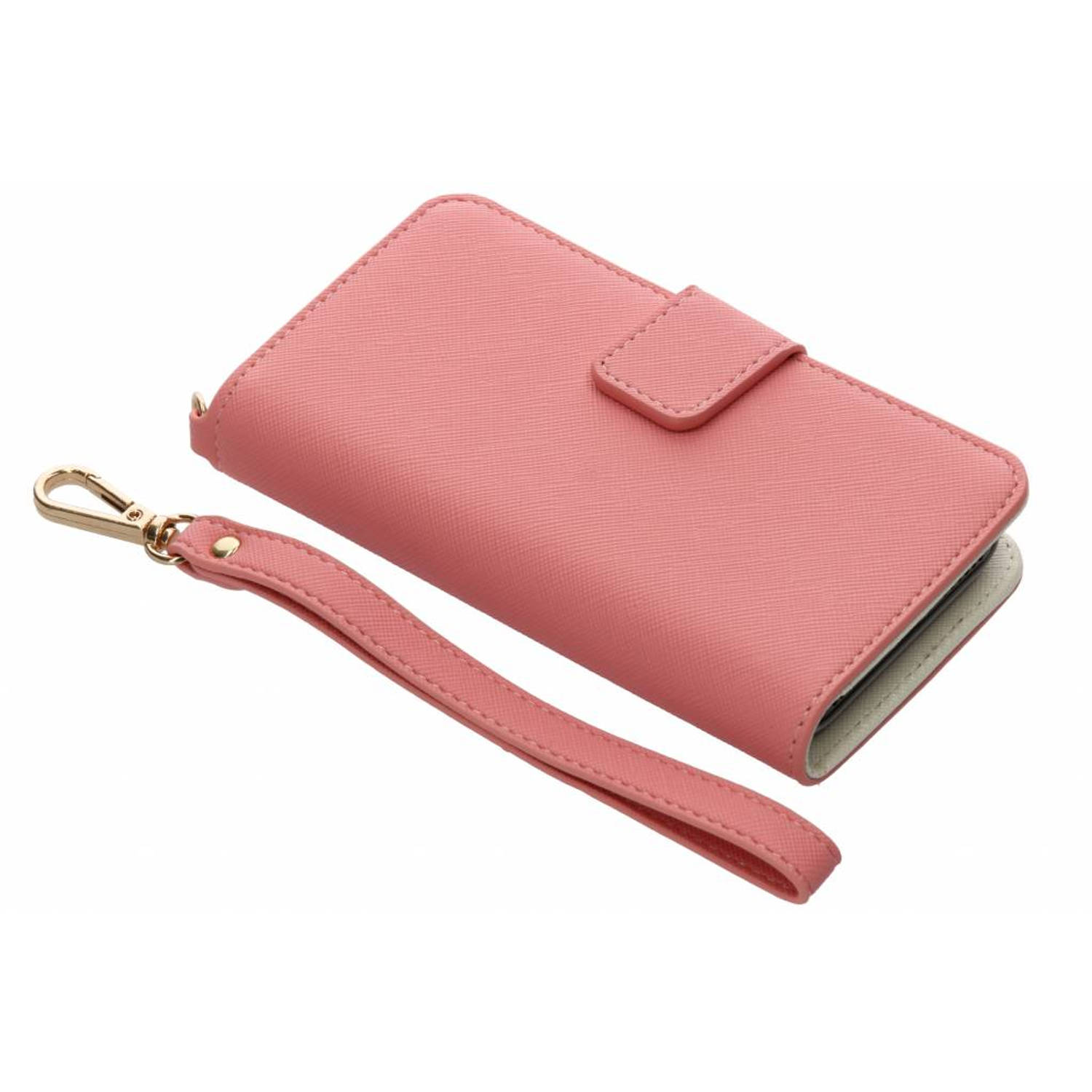 Roze Wallet Case voor de iPhone 8 / 7 / 6s / 6