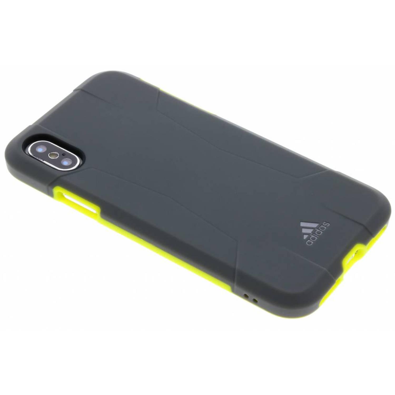 Grijze / Groene Solo Case voor de iPhone Xs / X