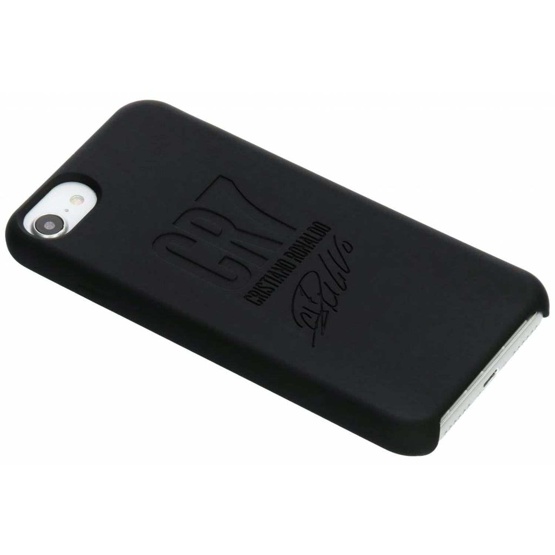 Zwarte CR7 Signature Edition Silicone Case voor de iPhone 8 / 7 / 6s / 6