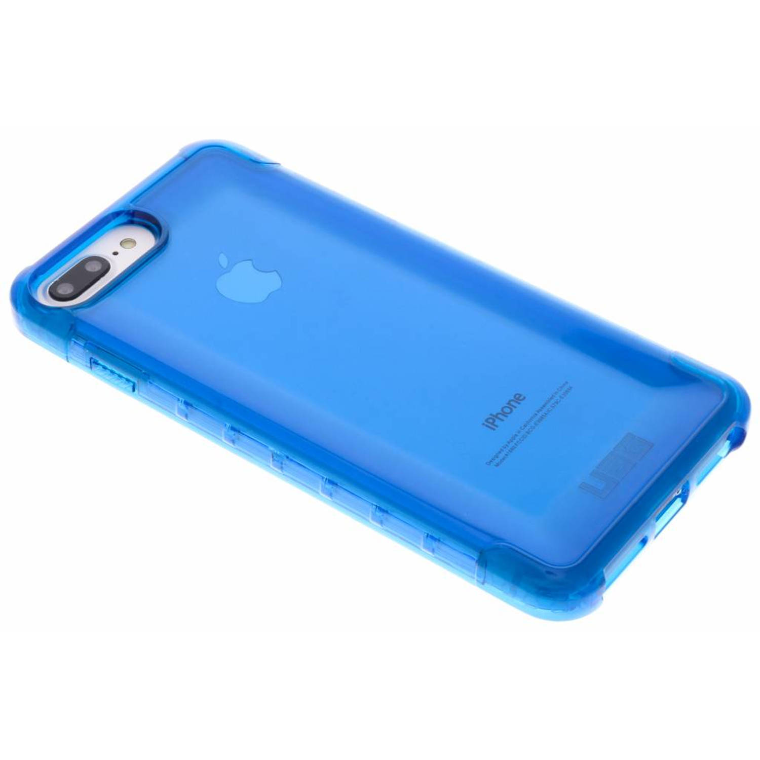 Blauwe Plyo Hard Case voor de iPhone 8 Plus / 7 Plus / 6(S) Plus