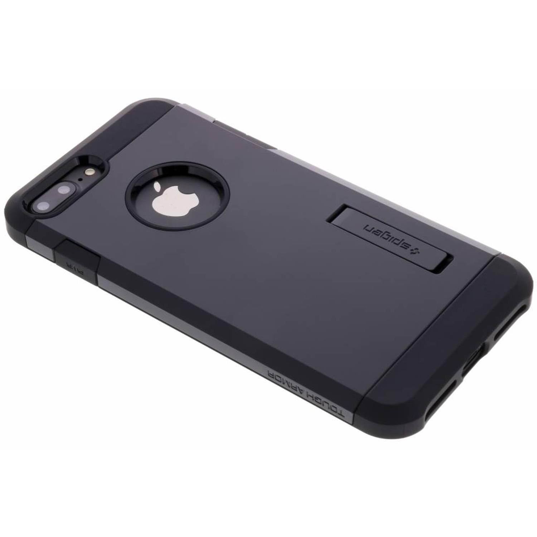 Zwarte Tough Armor™ 2 Case voor de iPhone 8 Plus / 7 Plus
