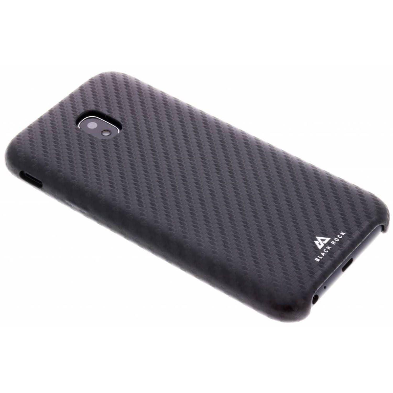 Zwarte Flex Carbon Case voor de Samsung Galaxy J3 (2017)