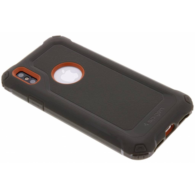 Groene Pro Guard™ Case voor de iPhone X