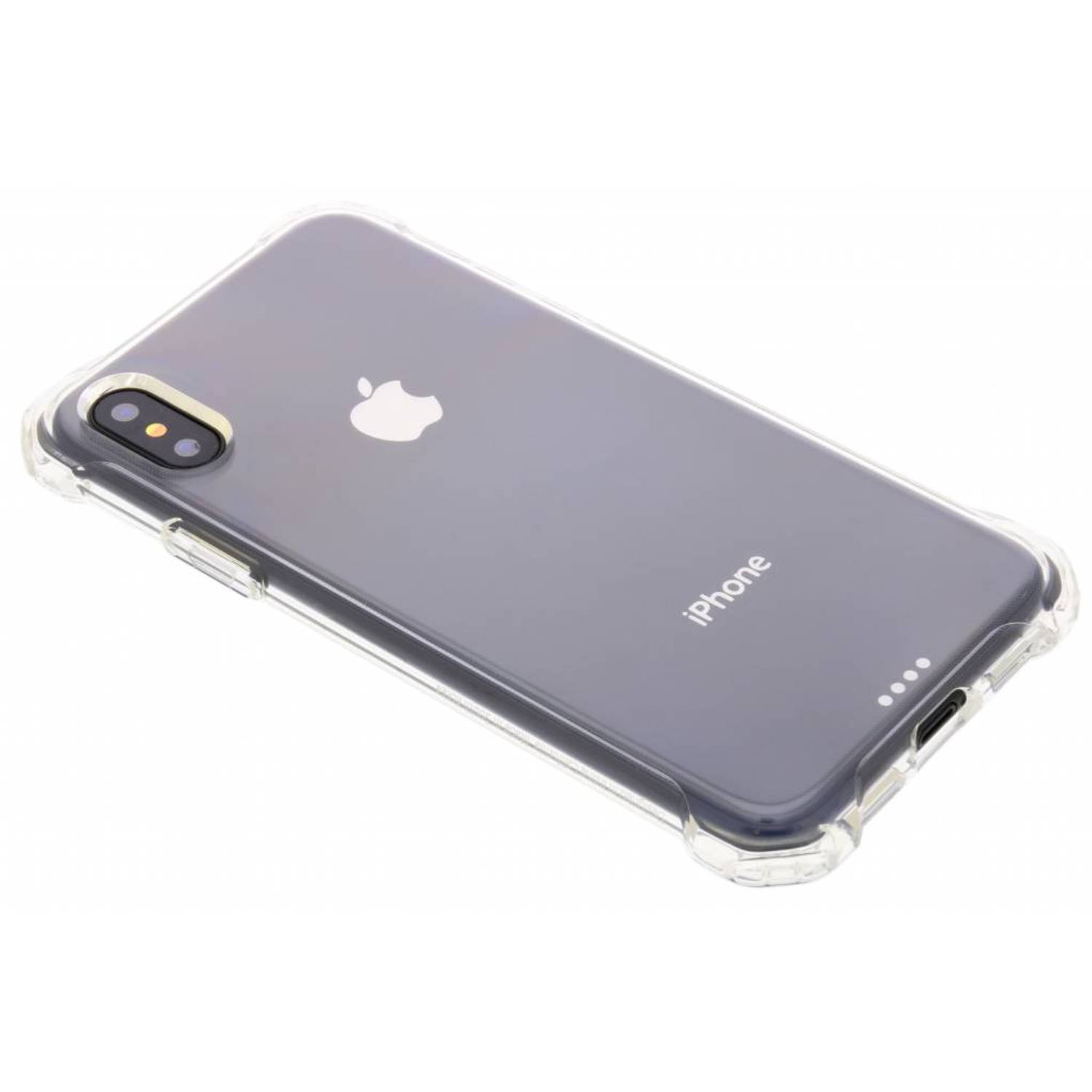Transparante Rugged Crystal™ voor de iPhone X