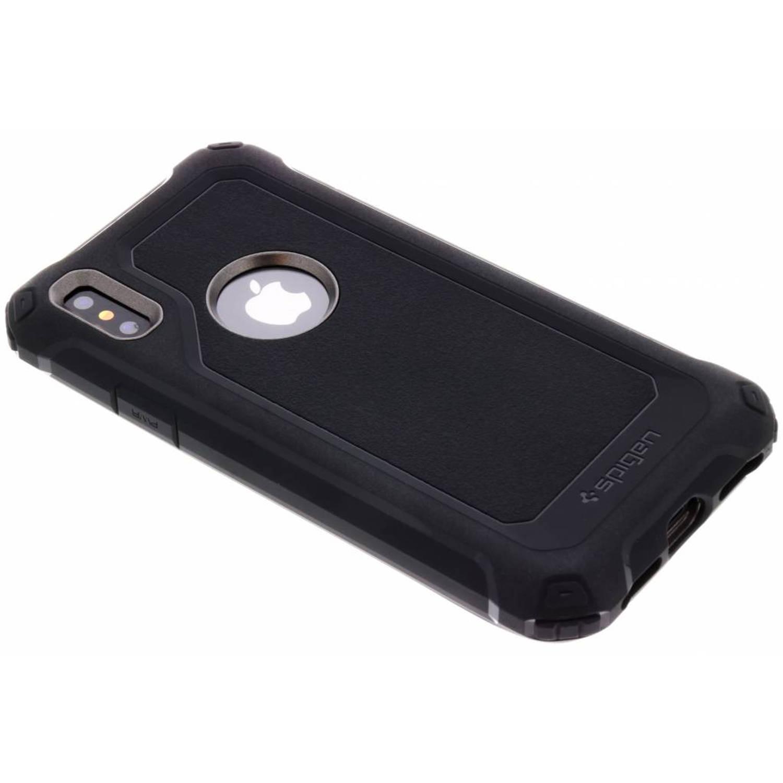 Zwarte / Grijze Pro Guard™ Case voor de iPhone X