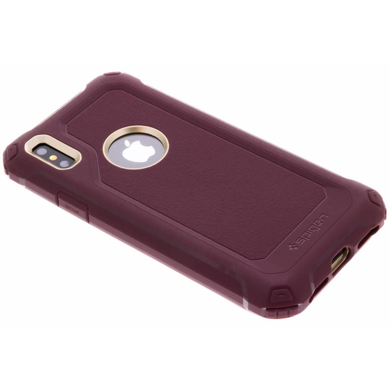 Rode Pro Guard™ Case voor de iPhone X