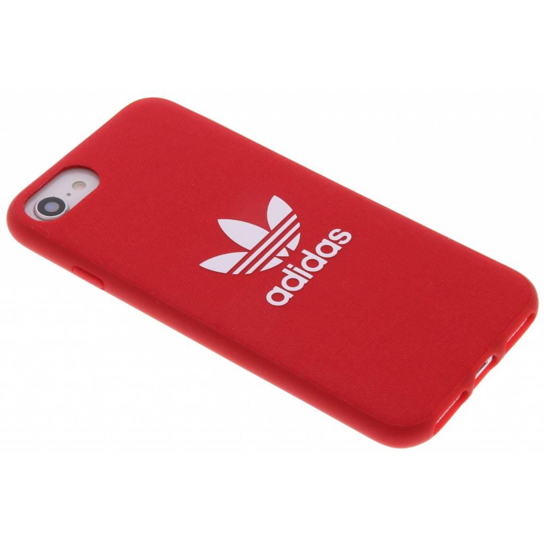 Rode Adicolor Moulded Case voor de iPhone 8 / 7 / 6s / 6