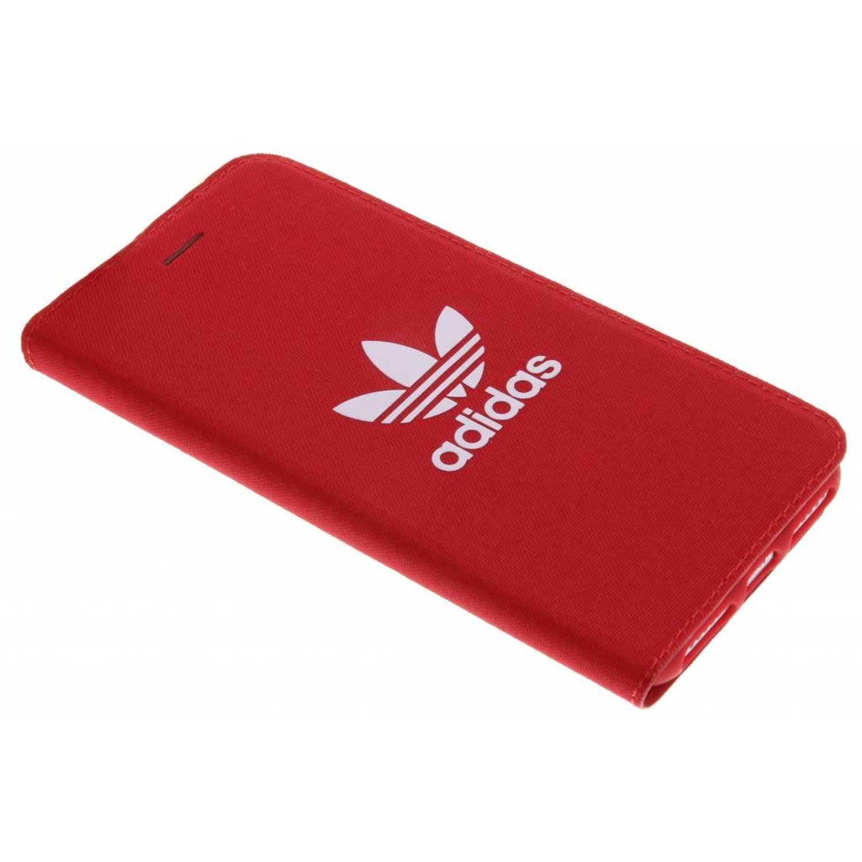 Rode Adicolor Booklet Case voor de iPhone 8 / 7 / 6s / 6