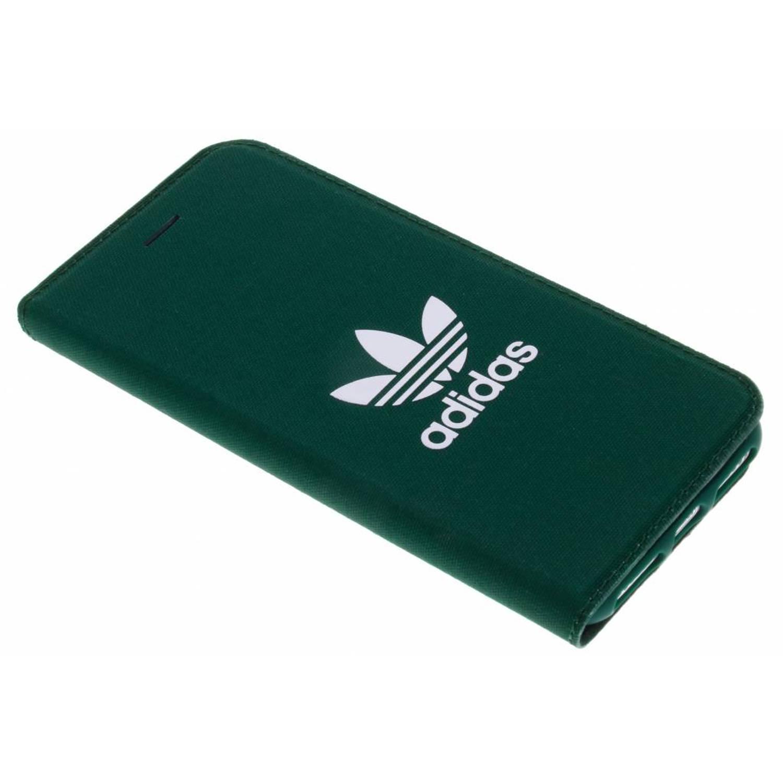 Groene Adicolor Booklet Case voor de iPhone 8 / 7 / 6s / 6