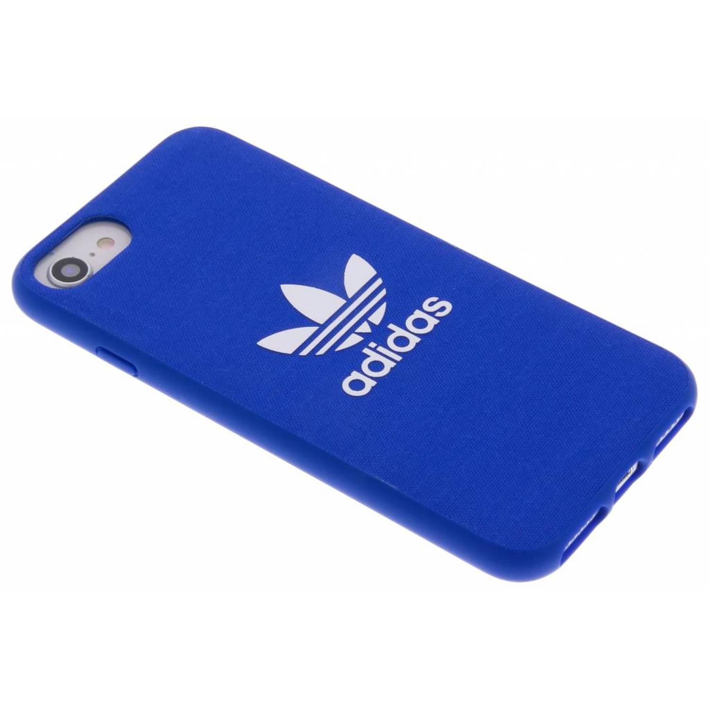 Blauwe Adicolor Moulded Case voor de iPhone 8 / 7 / 6s / 6