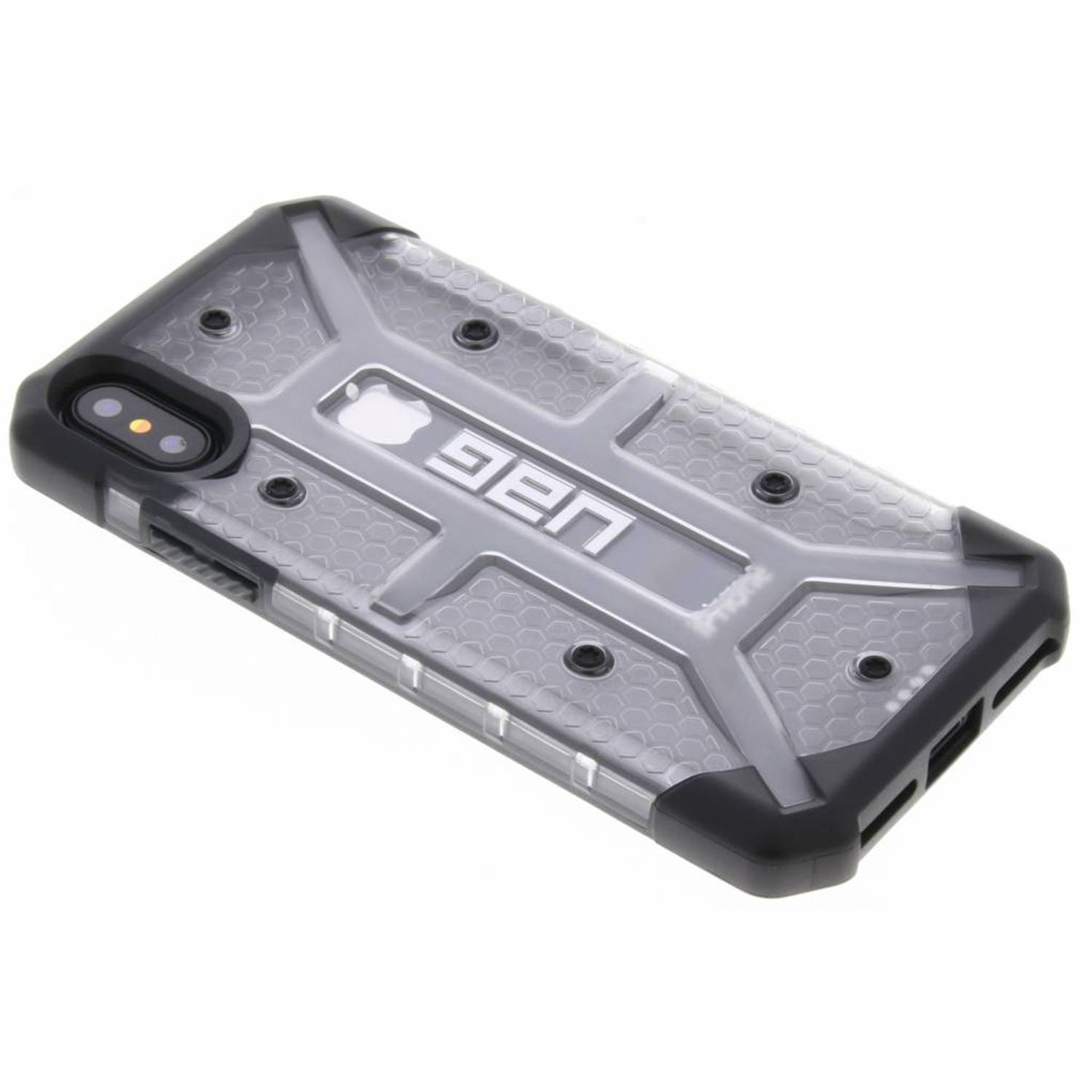 Image of Transparante Plasma Case voor de iPhone X