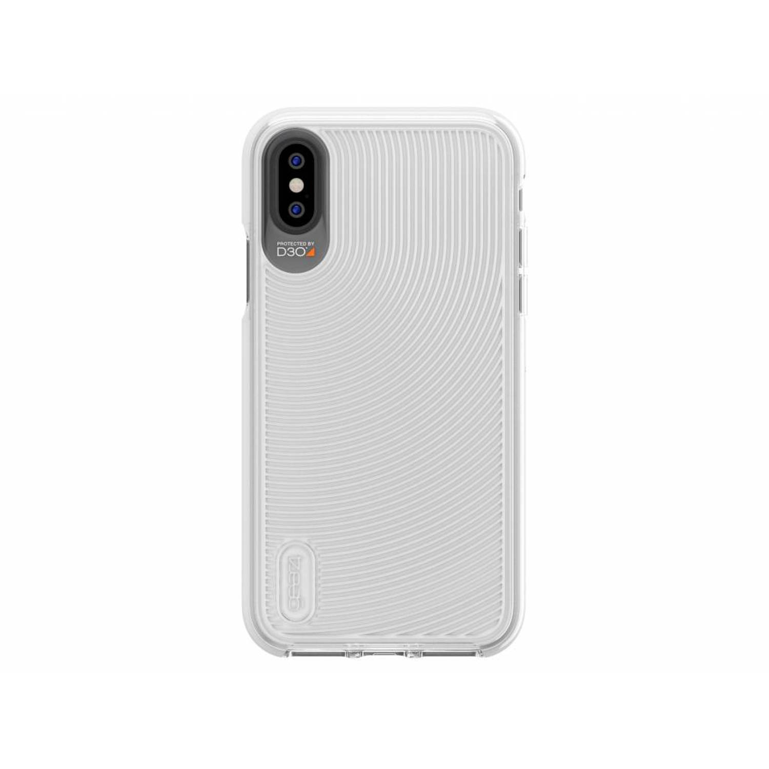 Witte D3O® Battersea Case voor de iPhone Xs / X
