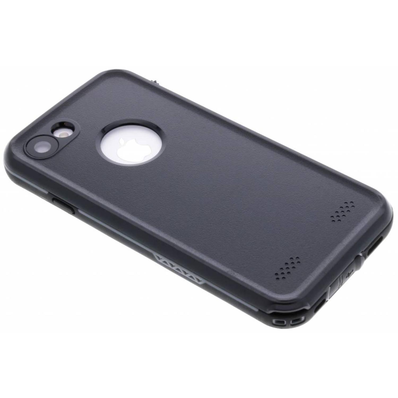 Zwarte XLF Waterproof Case voor de iPhone 8 / 7
