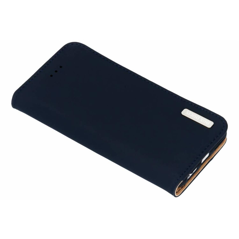 Blauwe Genuine Leather Case voor de iPhone 6 / 6s