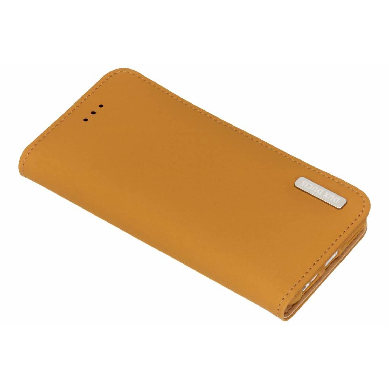 Bruine Genuine Leather Case voor de iPhone 6 / 6s