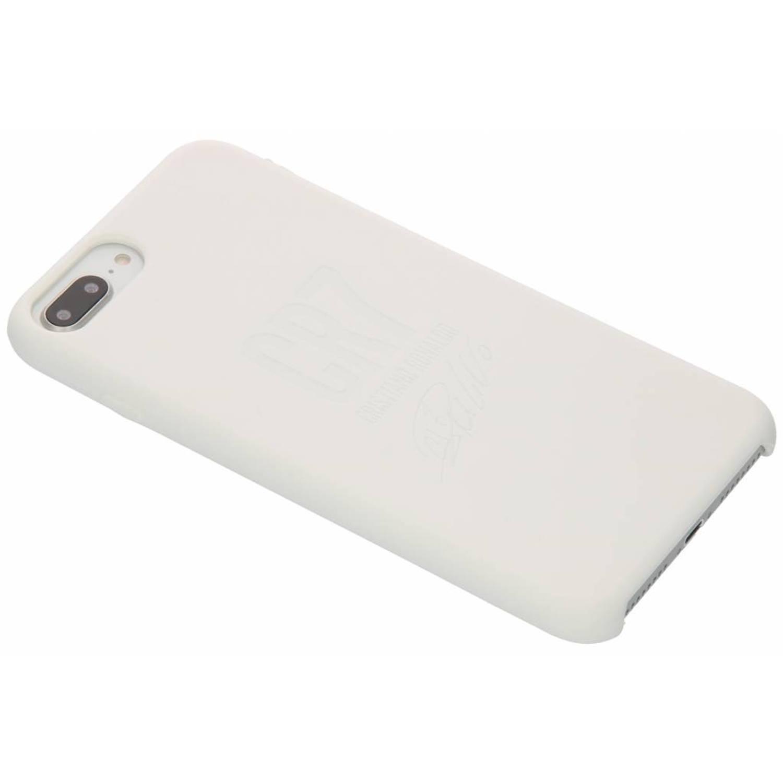 Witte CR7 Signature Edition Silicone Case voor de iPhone 8 Plus / 7 Plus / 6(s) Plus