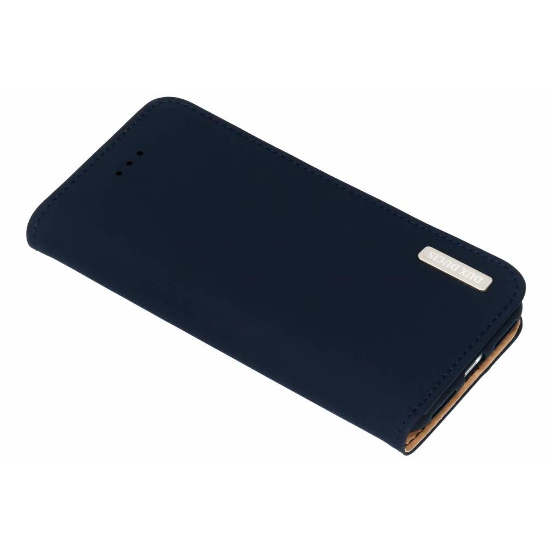 Blauwe Genuine Leather Case voor de iPhone 8 / 7
