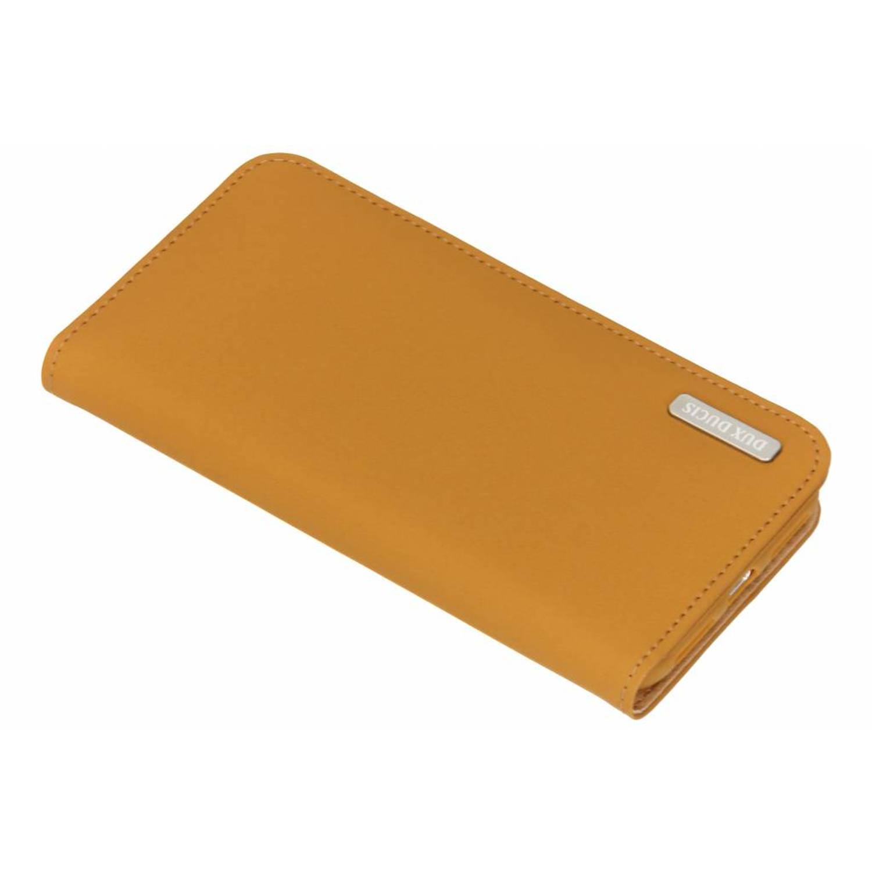 Bruine Genuine Leather Case voor de iPhone Xs / X
