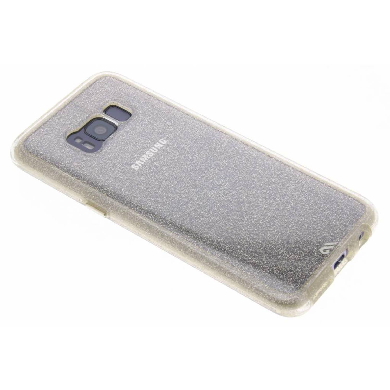 Gouden Sheer Glam Case voor de Samsung Galaxy S8
