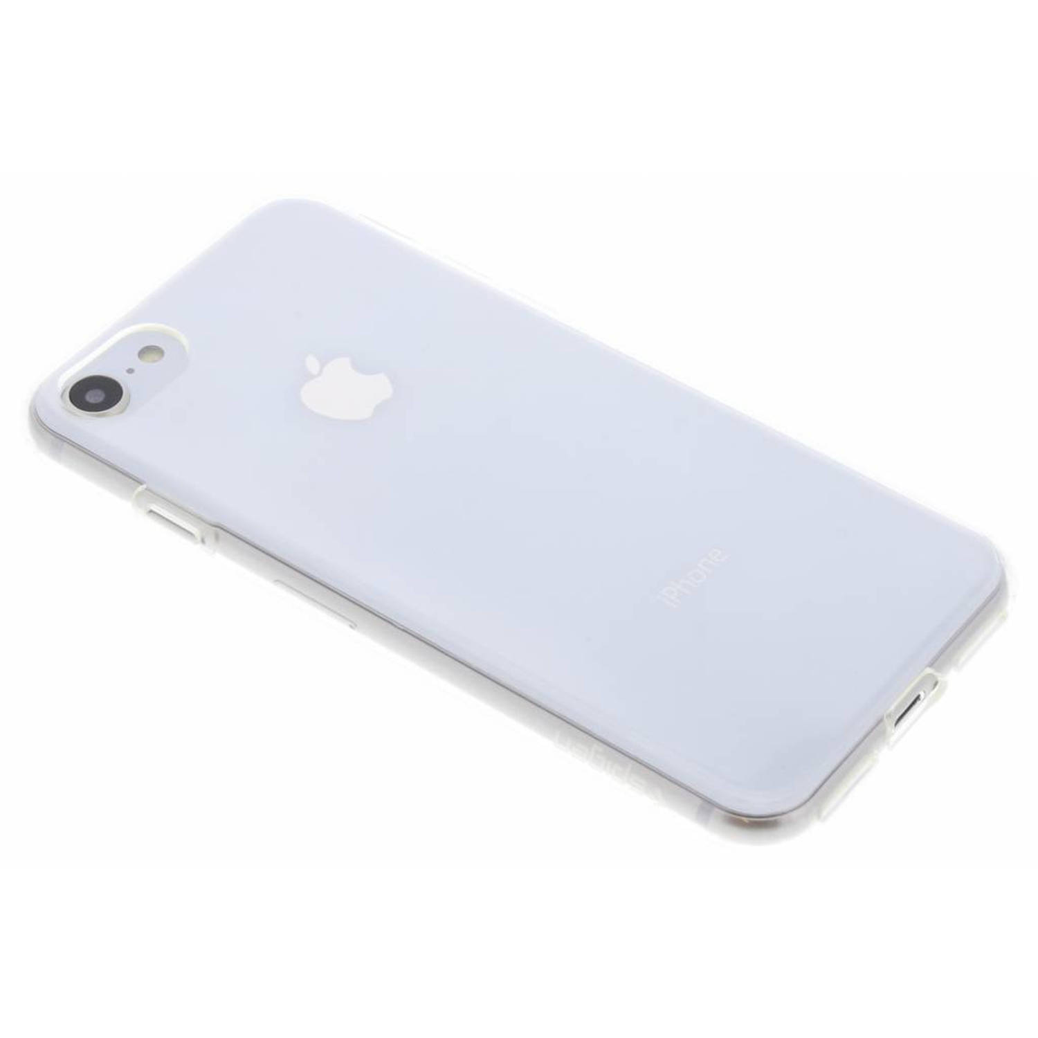 Transparante Liquid Crystal Case voor de iPhone 8 / 7