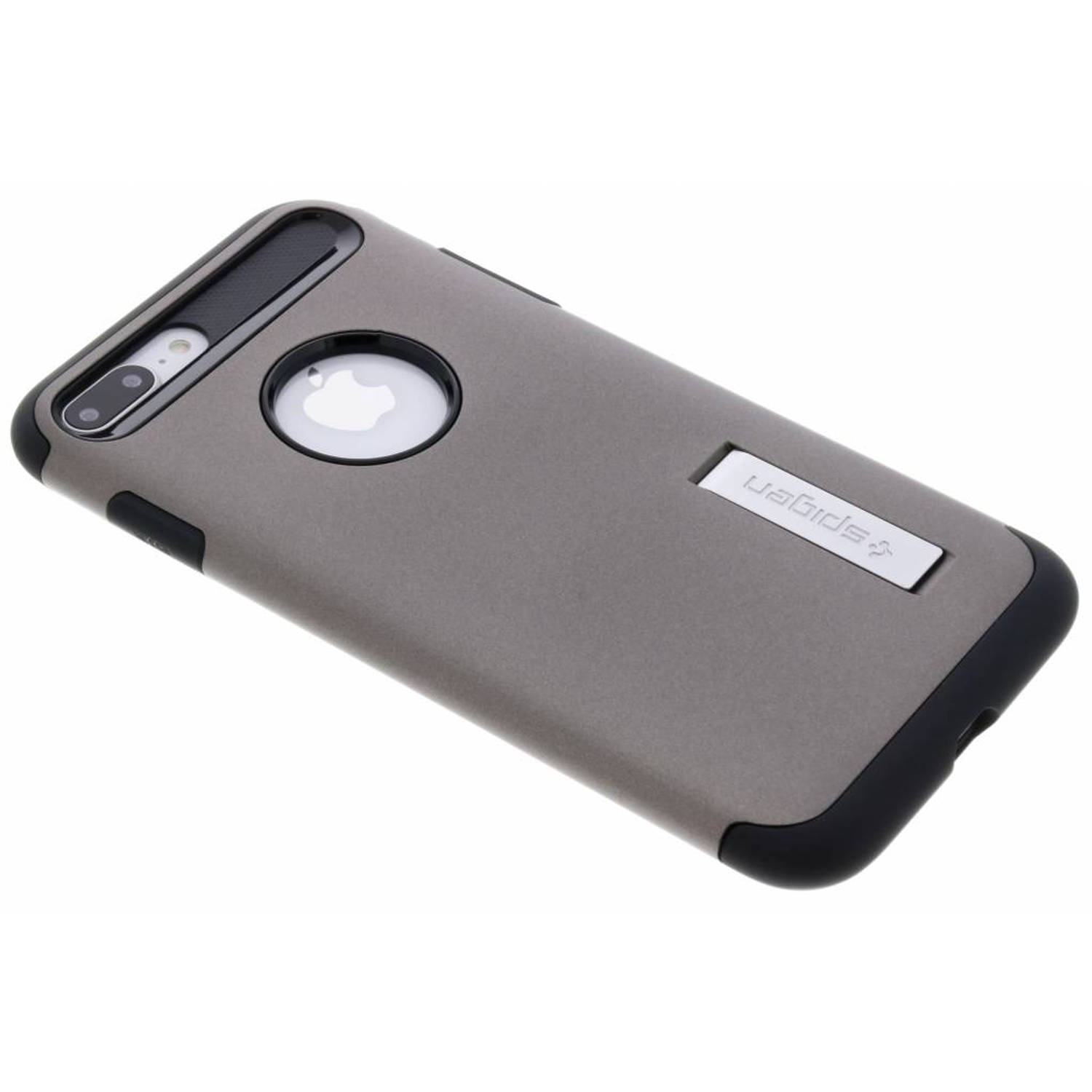 Grijze Slim Armor Case voor de iPhone 8 Plus / 7 Plus