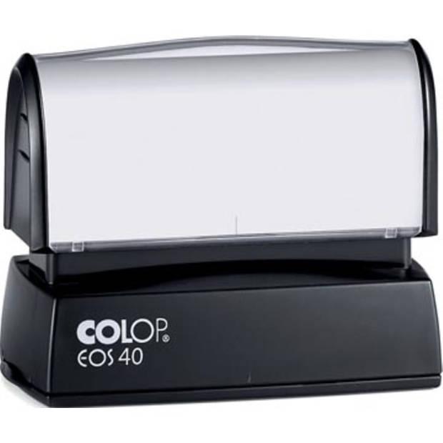 Colop EOS 40 Xpress stempel zwart