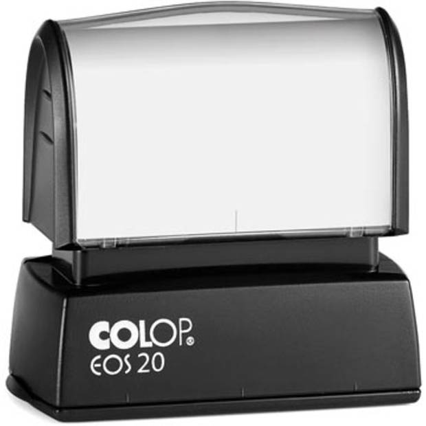 Colop EOS 20 Xpress stempel blauw