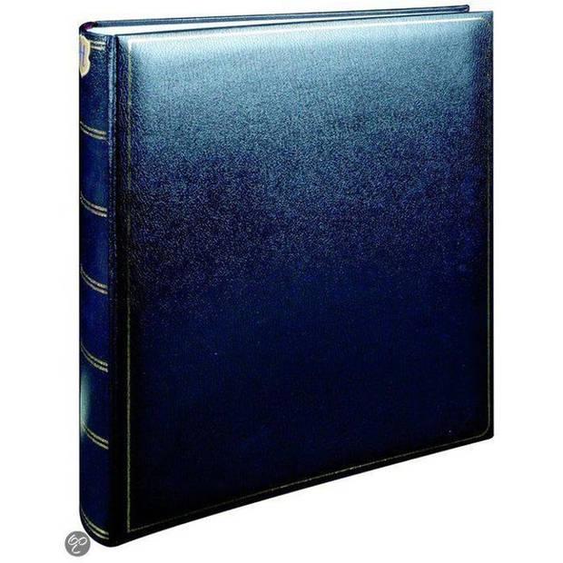 Henzo MEMORY - Fotoalbum - 30 x 36,5 cm - Blauw - 100 Pagina's