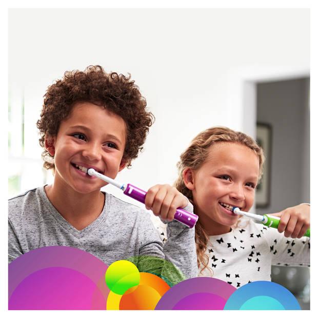 Oral-B Junior 6+ groen - Elektrische Tandenborstel