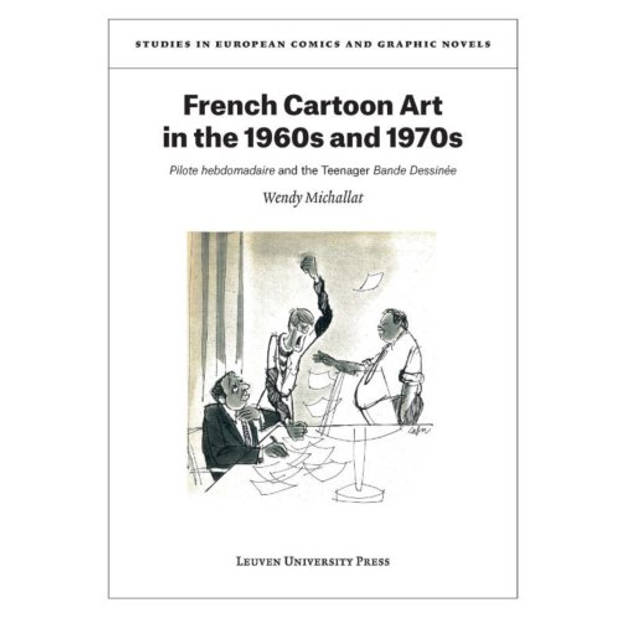 French Cartoon Art In The 1960s And 1970s -
