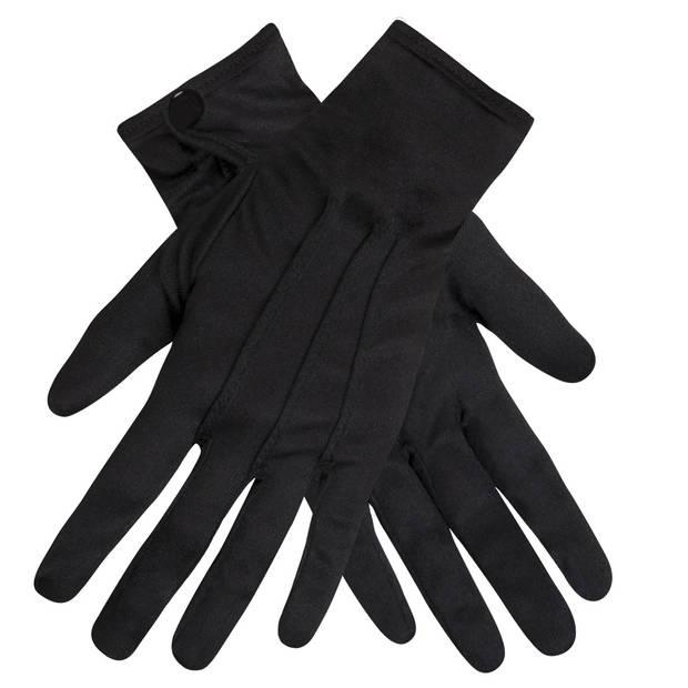 Boland handschoenen XL met drukknop unisex zwart