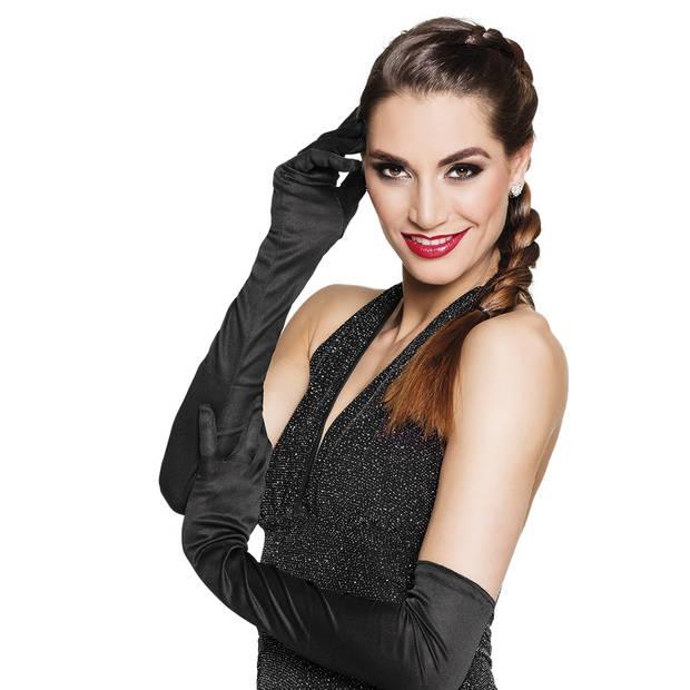 Boland handschoenen opera Los Angeles dames zwart
