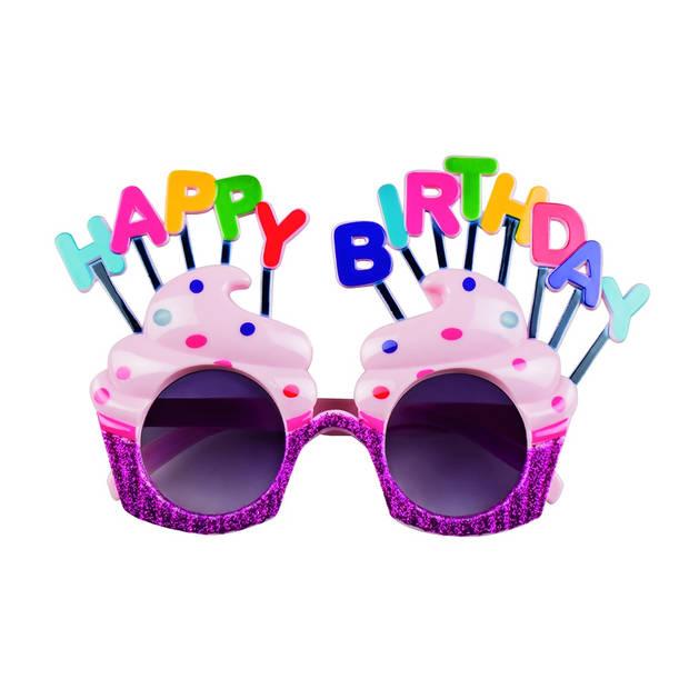 Boland bril Happy birthday