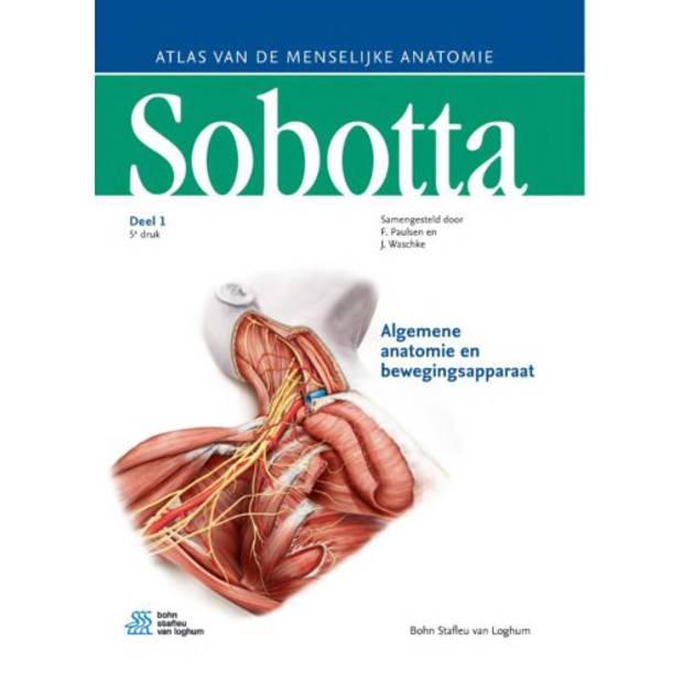 Sobotta / Deel 1 Algemene Anatomie En