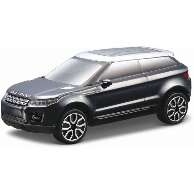 Auto Bburago Land Rover LRX Concept schaal 1:43
