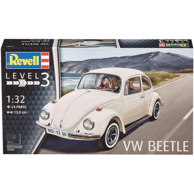 Volkswagen Beetle Revell - schaal 1 -32 - Bouwpakket Revell Voertuigen