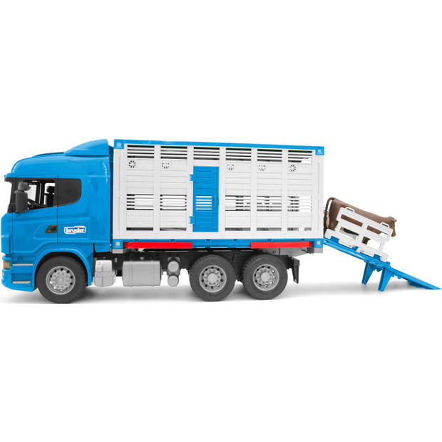 Scania R dierentransporter Bruder