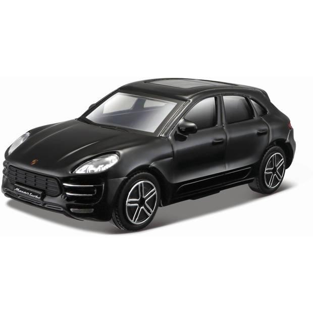 Auto Bburago Porsche Macan schaal 1:43