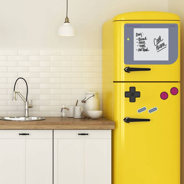 Muursticker Nintendo RoomMates - Gameboy Nintendo